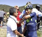 Nairo Quintana espera estar recuperado
