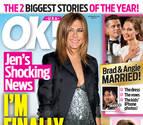 Jennifer Aniston está embarazada de tres meses