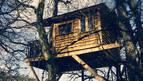Lizaso acoge el primer complejo con cabañas en árboles de Navarra