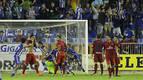Berenguer, Ansarifard y Santamaría debutaron con Osasuna