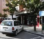 Plazas de aparcamiento reservadas para personas con discapacidad en Iturrama