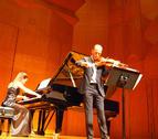 Un concierto de violín y piano recordará la figura de Pablo Sarasate