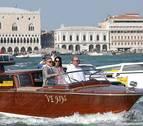 Venecia, refugio romántico de famosos