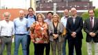 Rockwool asesora en aislamiento a alcaldes de la Zona Media