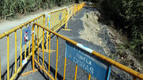 Tudela insiste ante la CHE para que repare el camino de la Mejana