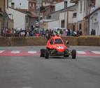 David Mateo y Sergio Martínez, vencedores del Rally Villa de Ablitas