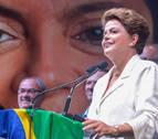 Brasil reelige a Dilma Rousseff en los comicios más reñidos de su historia
