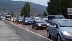 Los conductores quieren semáforos en la rotonda junto a Decathlon