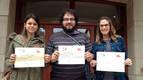 Una estudiante de Cortes gana un premio de 9 universidades
