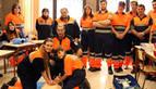 47 voluntarios en la agrupación de Protección Civil