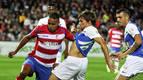 Un Granada peleado con el gol se estrella con un defensivo Almería