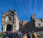 El arzobispo pide en Javier una sociedad basada en la dignidad de la persona