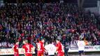 Más de 1.100 aficionados viajarán con Osasuna frente al Mirandés