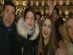 Salamanca celebra la Nochevieja Universitaria