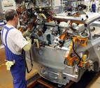 Firma en VW-Navarra del acuerdo laboral sobre el lanzamiento del nuevo Polo