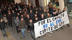 Unas 400 personas se manifiestan contra el ERE de extinción en KPF