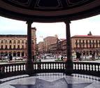 Comerciantes de Pamplona critican un corte eléctrico que ha