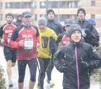 276 corredores se 'mojan' por Nerea en la San Silvestre de Artica