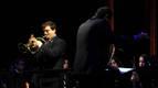 El recital de Navidad de la banda de Ribaforada reúne a 650 vecinos
