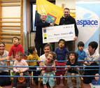 Lagunak organiza hoy el II Torneo de fútbol benéfico para Aspace