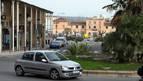 Imputado en Tudela tras chocar con un coche estacionado y darse a la fuga