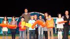 Más de quinientos asistentes en el festival de Navidad de Tudela