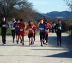 92 personas corren en la San Silvestre de Murieta