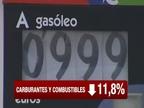 El IPC en Navarra desciende un 1,2% en 2014 por los carburantes