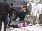 Al menos 8 muertos en un ataque en Donetsk en una parada de autobús