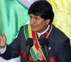 Evo Morales insiste en que España y Zapatero pueden ayudar a pacificar Bolivia
