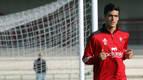 Merino y Olavide, convocados por la selección sub-19