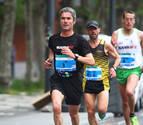 Martín Fiz recibe el alta tras el atropello que sufrió mientras entrenaba