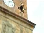 Enfrentamientos al lanzar la pava en Cazalillos (Jaén)