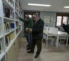 Dicastillo estrena su biblioteca municipal con 4.000 volúmenes