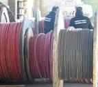 Detenido por robar cable de cobre en una nave de Peralta por valor de 1.600 euros