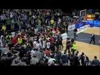 La ACB sanciona con 5 partidos a Shengelia y con cuatro a Todorovic