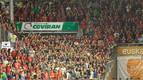 Acuerdo con Real Sociedad y Alavés para intercambiar entradas