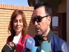 Ortega Cano sale de la cárcel de Zuera con un permiso de seis días