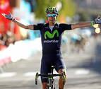 Valverde, principal atractivo del Gran Premio Miguel Induráin en Estella