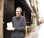 Patxi Irurzun presenta en Pamplona su nuevo libro 'Pan duro'