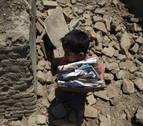 Charla sobre el trabajo de los equipos de rescate en los terremotos de Nepal