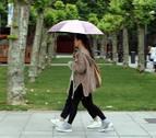 Semana con tiempo variable y cambiante en Navarra, con pocas lluvias