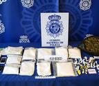 Detenidas tres personas e intervenidos 36 kilos de speed en Arrigorriaga