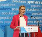 Beltrán dice que las enmiendas pactadas por UPN y PP son