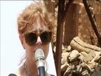 Viaje solidario de la actriz Susan Sarandon a Nepal