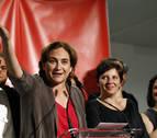 Colau arrebata a Trias el Ayuntamiento de Barcelona