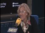 Carmena tacha la actitud de Aguirre de