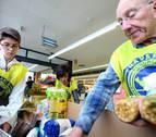 El Banco de Alimentos necesita 3.000 voluntarios para la Gran Recogida