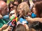 Carmena hablará de los pisos vacíos con Bankia cuando sea alcaldesa