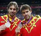 Los hermanos Gasol, Premio Princesa de Asturias de los Deportes